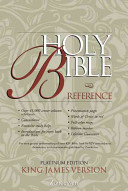 KJV Holy Bible Reference  Platinum Edition PDF