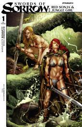 Swords of Sorrow: Red Sonja & Jungle Girl #1