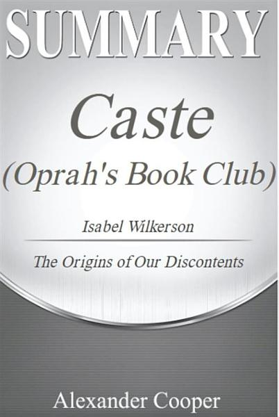 Download Summary of Caste  Oprah s Book Club  Book