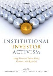 Institutional Investor Activism