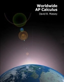 Worldwide Single-Variable Calculus for AP® Calculus