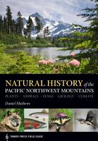 Natural History of the Pacific Northwest Mountains PDF