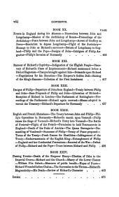 A history of the life of Richard Cœur-de-Lion, king of England: Volume 2