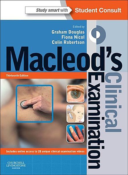 Macleod S Clinical Examination E Book
