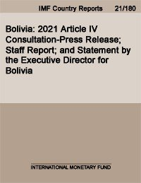 Bolivia  2021 Article IV Consultation Press Release  Staff Report  and Statement by the Executive Director for Bolivia PDF