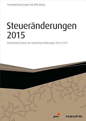 Steuer  nderungen 2015 PDF