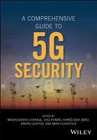 A Comprehensive Guide to 5G Security PDF