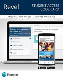 Human Communication in Society Revel Access Card PDF
