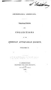 Transactions and Collections: Volume 2