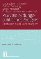 PISA als bildungspolitisches Ereignis PDF