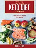 The Big Keto Diet Cookbook PDF