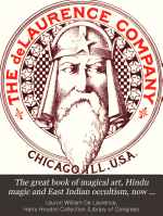 The Great Book of Magical Art, Hindu Magic and East Indian Occultism