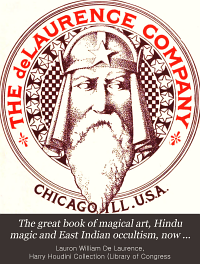 The Great Book of Magical Art  Hindu Magic and East Indian Occultism