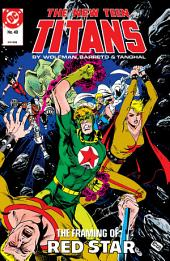 New Teen Titans (1984-1988) #49