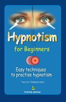 Hypnotism For Beginners PDF