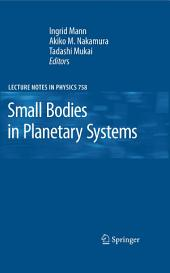 Small Bodies in Planetary Systems