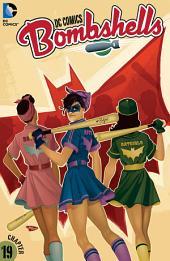 DC Comics: Bombshells (2015-) #19