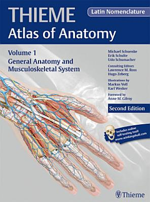 General Anatomy And Musculoskeletal System Thieme Atlas Of Anatomy Second Edition