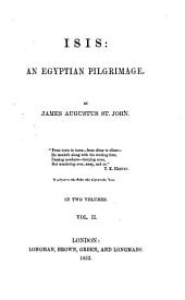 Isis: An Egyptian Pilgrimage