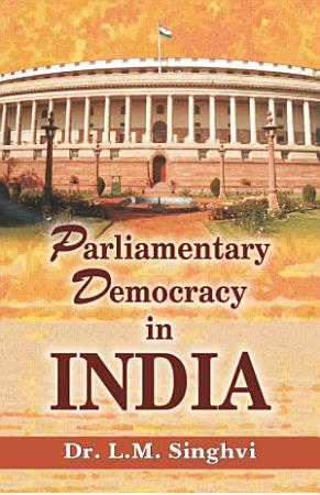 Parliamentary Democracy in India PDF
