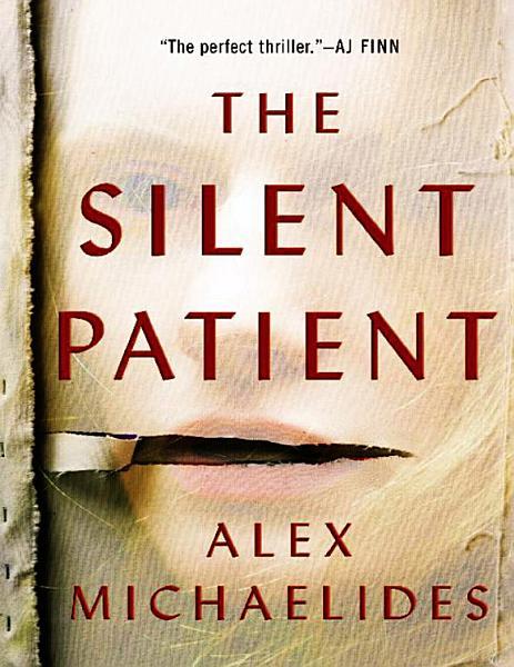 Download The Silent Patient   Alex Michaelides Book