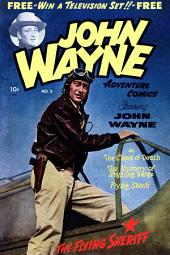 John Wayne Adventure Comics, Number 3, The Claws of Death