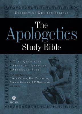 The Apologetics Study Bible PDF