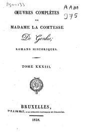 Œuvres complètes de Madame la Comtesse De Genlis: Volume21