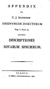 Synonymia insectorum, oder: Versuch einer synonymie aller bisher bekannten insecten, Band 1,Teil 2