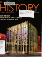 North Dakota History PDF
