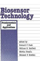 Biosensor Technology PDF