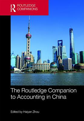 The Routledge Companion to Accounting in China PDF