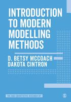 Introduction to Modern Modelling Methods PDF