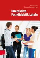 Interaktive Fachdidaktik Latein PDF
