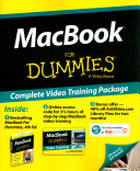 MacBook For Dummies  4th Edition  Book   Online Video Training Bundle PDF