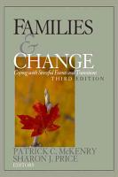 Families and Change PDF