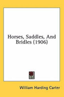 Horses, Saddles, and Bridles (1906)