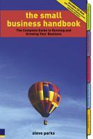 The Small Business Handbook PDF