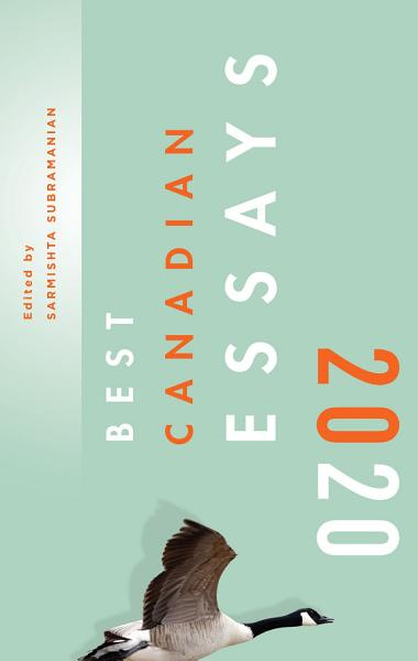 Download Best Canadian Essays 2020 Book