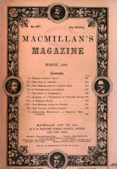 MacMillan's Magazine: Volume 73