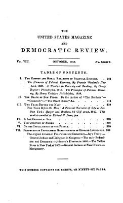 The U S  Democratic Review