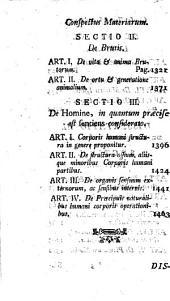 Physica Experimentalis Et Rationalis: Partis II, Seu Physicae Particularis Volumen II. In Quo Demum Universa Philosophia Concluditur, Volume 2, Issue 2