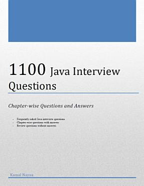 1100 Java Interview Questions PDF