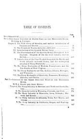 Special Report on the History and Present Condition of the Sheep Industry of the United States
