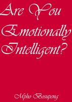 Are You Emotionally Intelligent  PDF