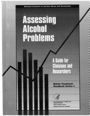 Assessing Alcohol Problems