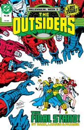 The Outsiders (1985-) #28