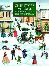 Christmas Village Sticker Picture Book PDF