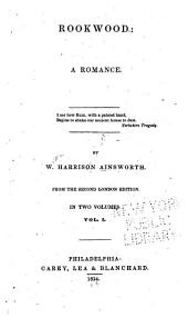 Rookwood: A Romance, Volume 1
