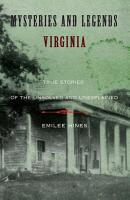 Mysteries and Legends of Virginia PDF